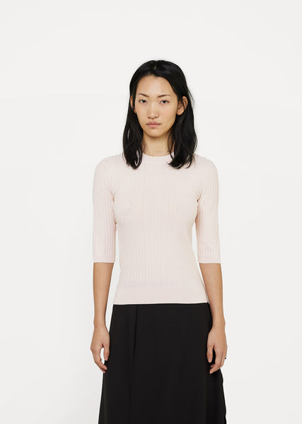 Iza Rib Knit Top