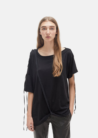 Carrie Ribbon Tee
