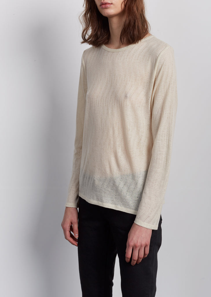 Mariniere Long Sleeve Tee