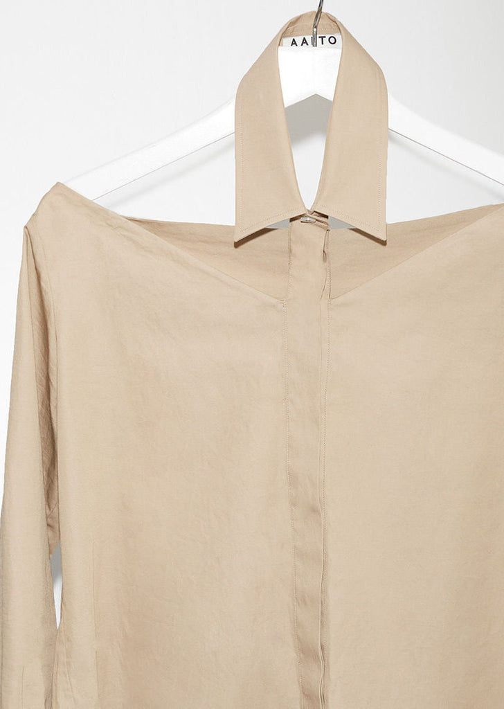 Aalto Cut Out Shirt La Garconne