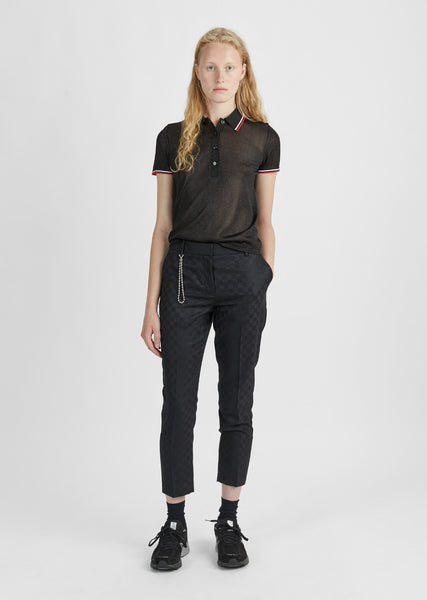 Cropped Skater Pants