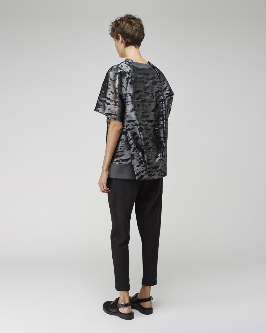 Cocoon Back Top