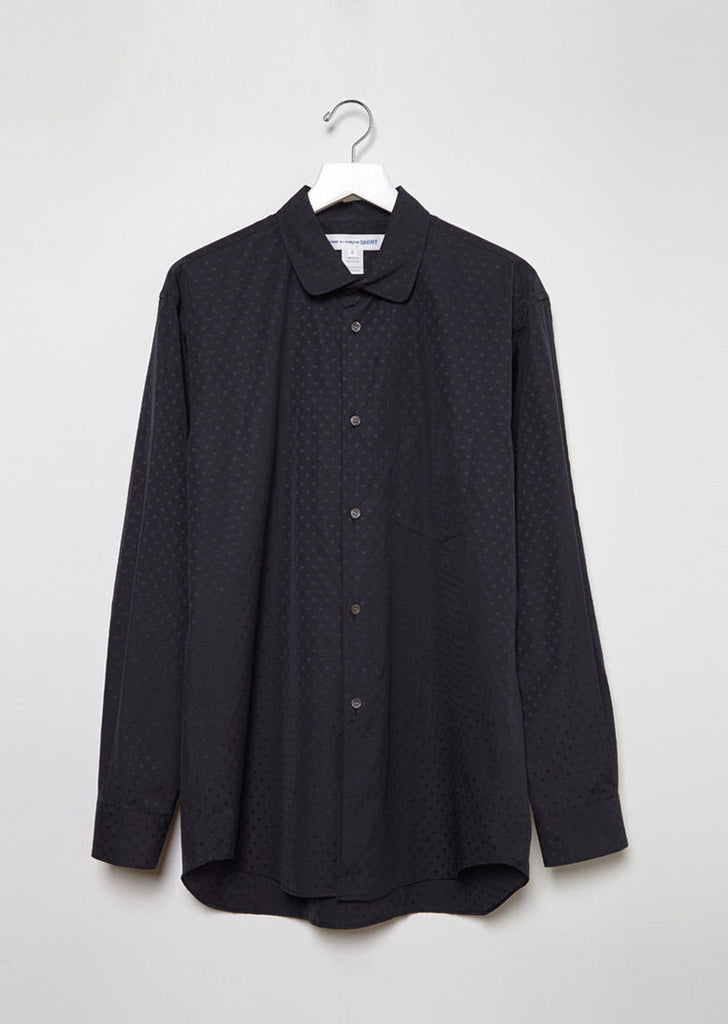 Dyed Jacquard Shirt