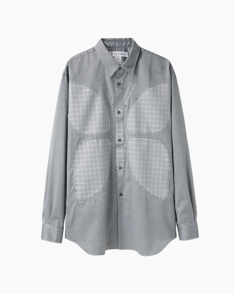 Butterfly Check Shirt