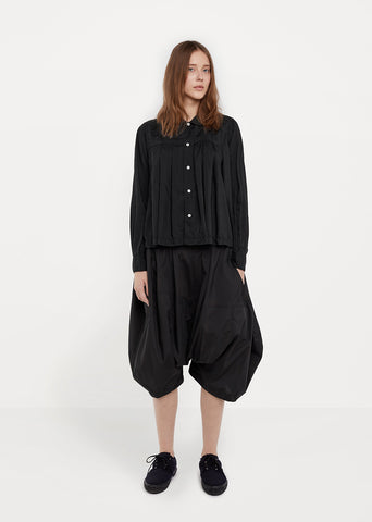 Cropped Voluminous Pant