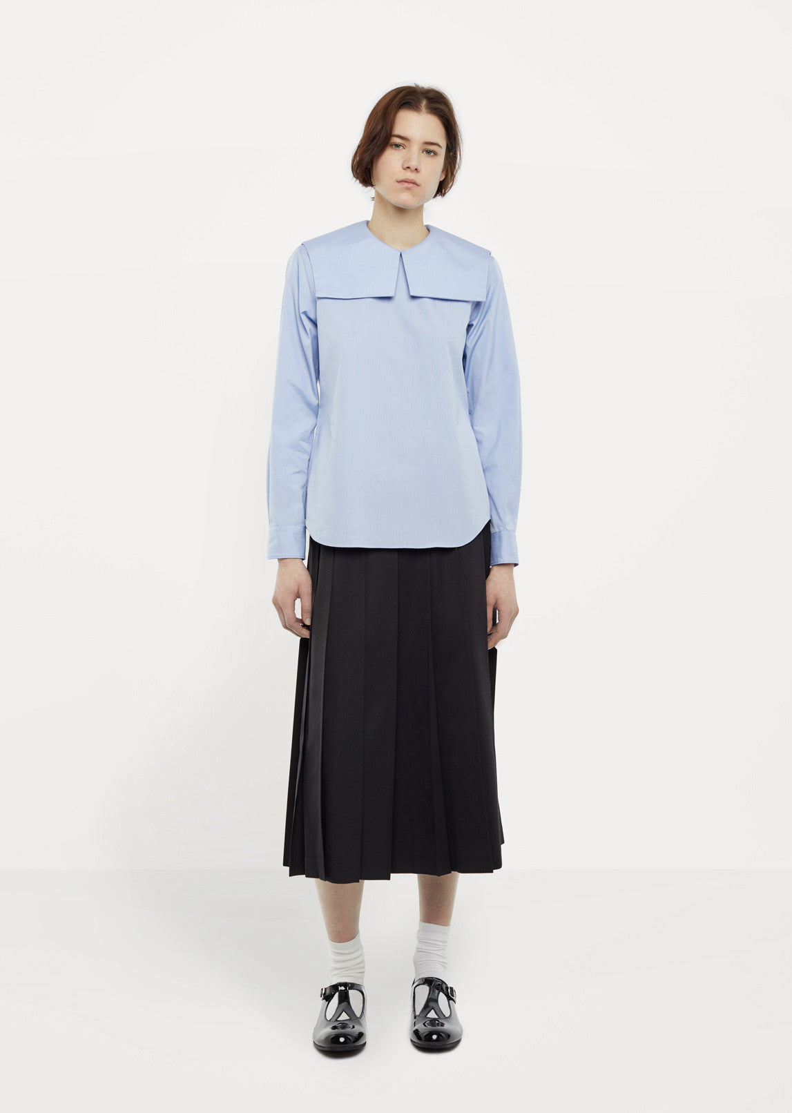 Pilgrim-Collar Top