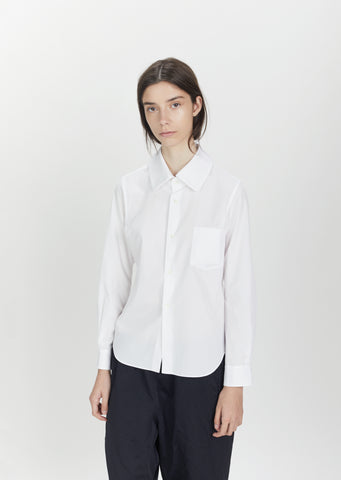 Cotton Broad Classic Shirt