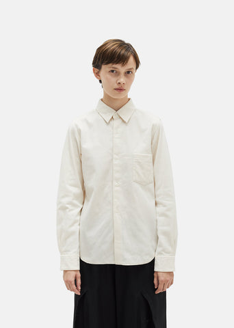 Cotton Cloth Classic Shirt