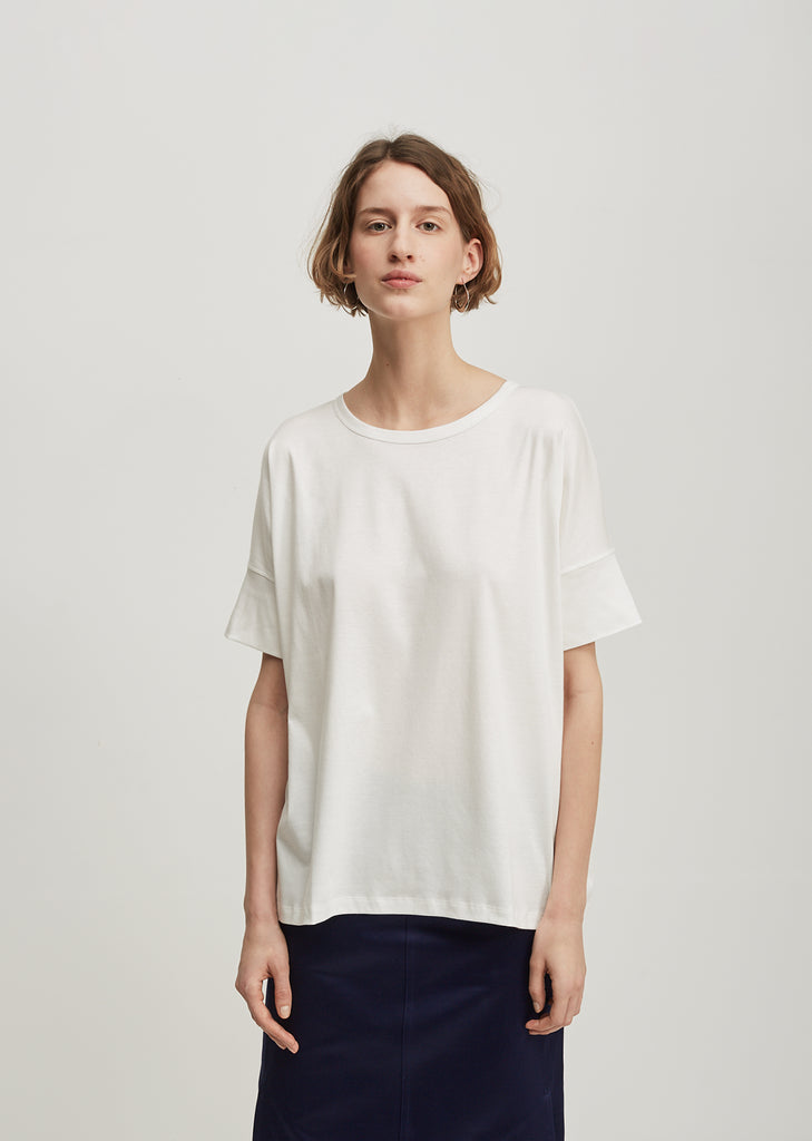 Round-neck satin top Christophe Lemaire Outlet 100% Authentic Clearance Find Great Low Price Sale Online oQZtcU