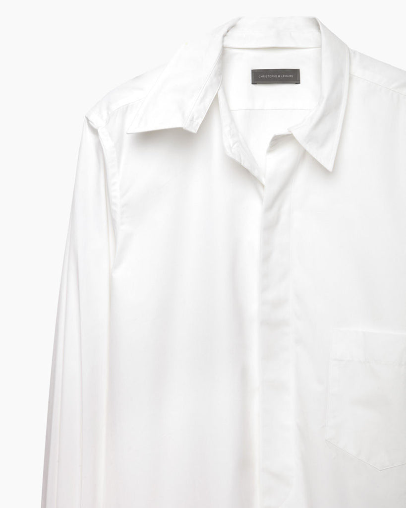 Detachable Collar Shirt
