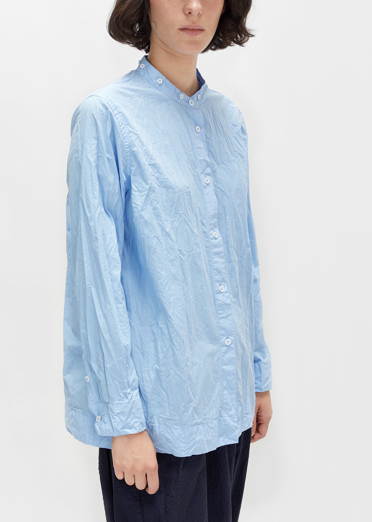 Chloe Shirt With Removable Collar