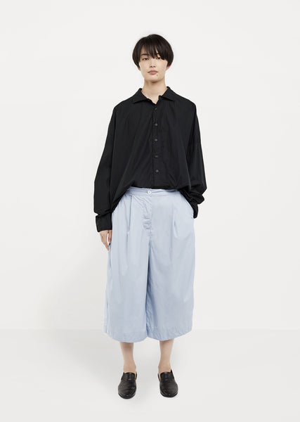 Cotton Poplin Culottes
