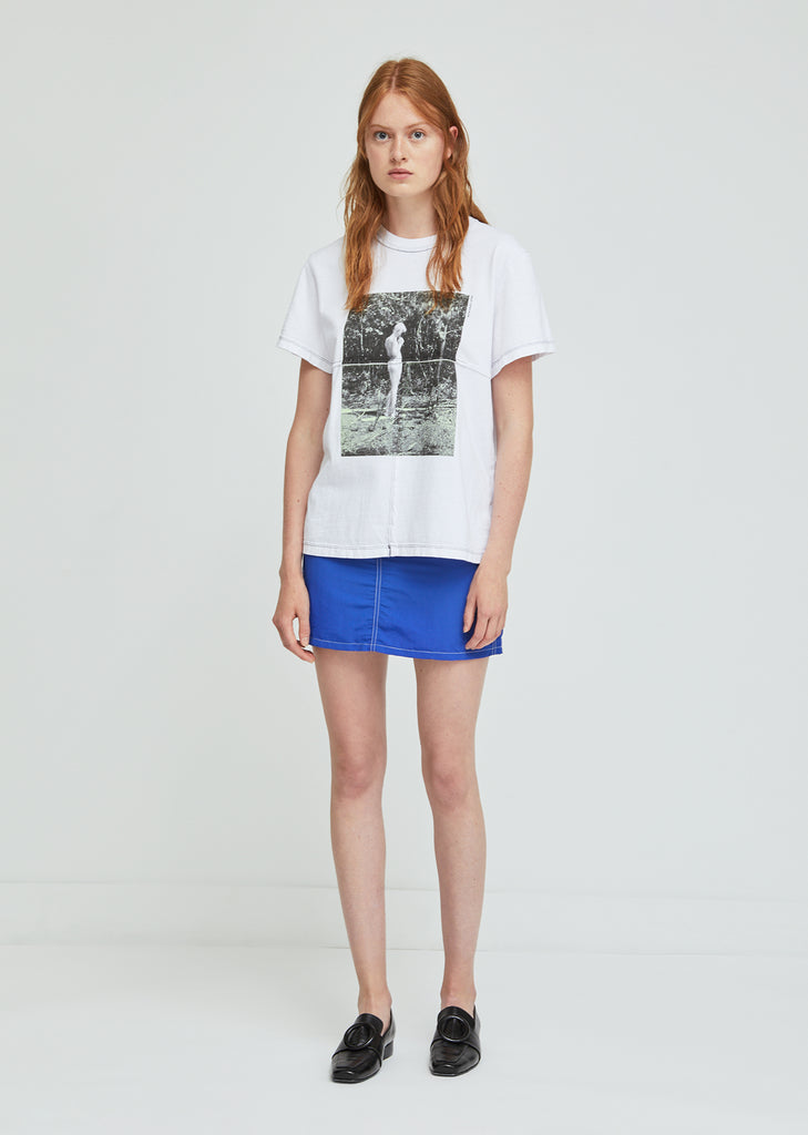 Lapped Graphic Tee