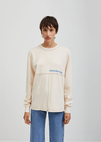 Lapped Long Sleeve Tee