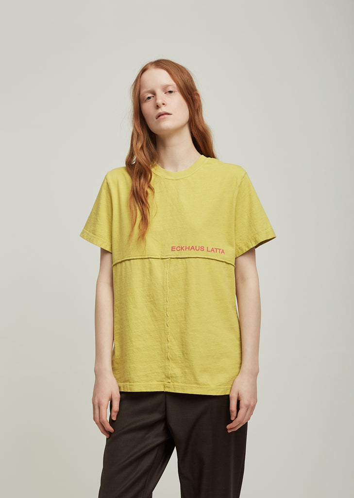 Lapped Tee