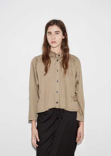 Lost & Found Rooms Cropped Shirt La Garconne