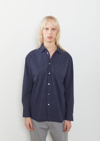 Elma Double Pocket Cotton Shirt