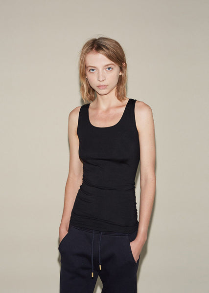 Hanro Soft Touch Tank Top La Garconne