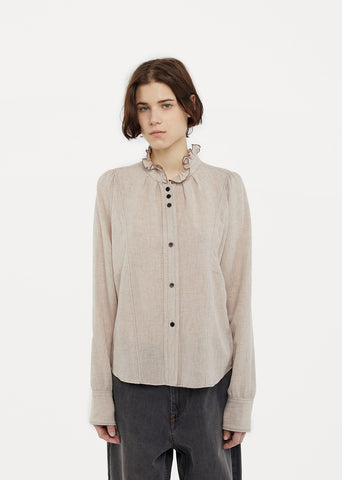 Melphine Wooly Shirt