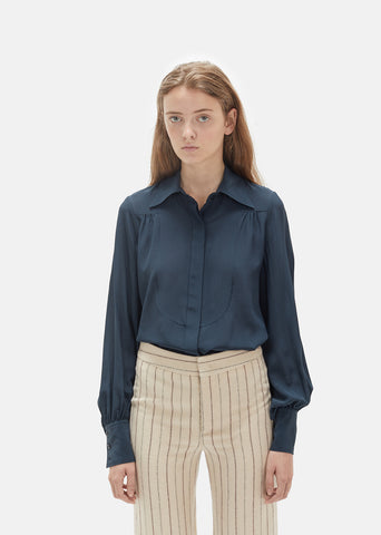 Salina Silk Shirt