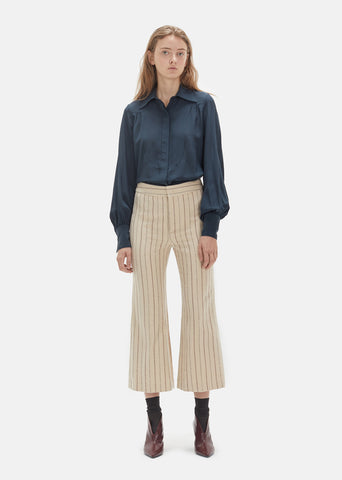 Keroan Striped Trousers