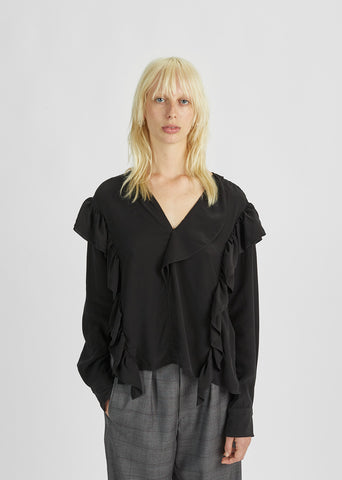 Welby Ruffled Blouse