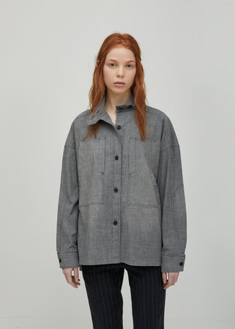 Louise Chambray Shirt