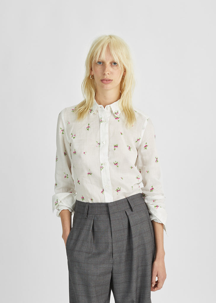 Uliana Embroidered Shirt