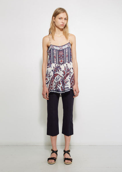 Tybalt Printed Top