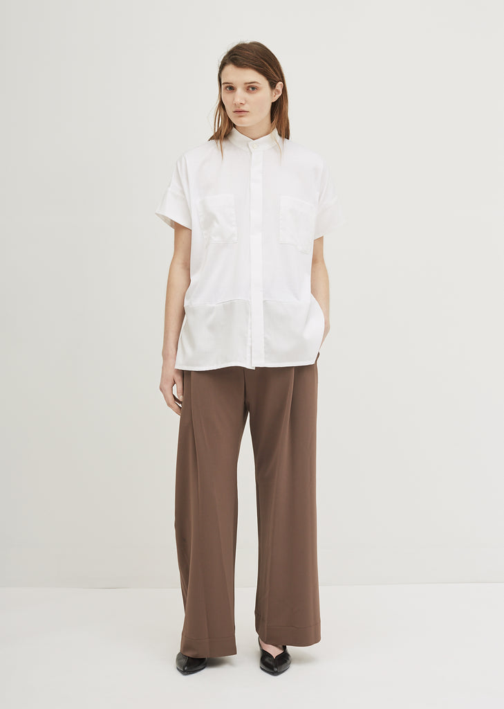 Square Cotton Shirt