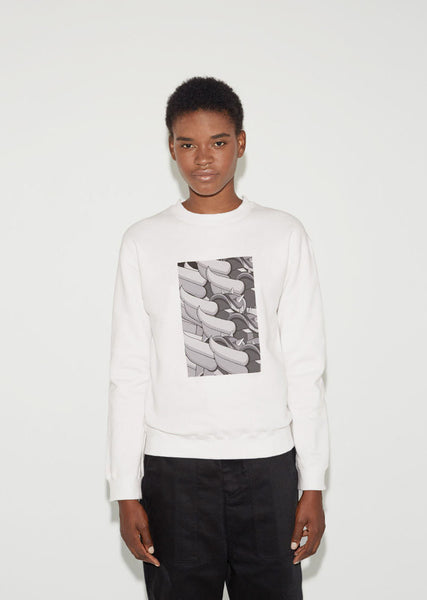 Julien David French Terry Sweatshirt La Garconne