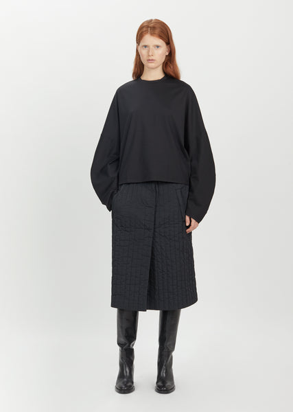 Damigella Pleated Skirt