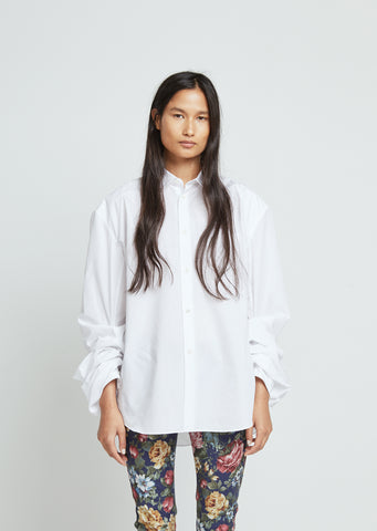 Polyester Cotton Broad Shirt
