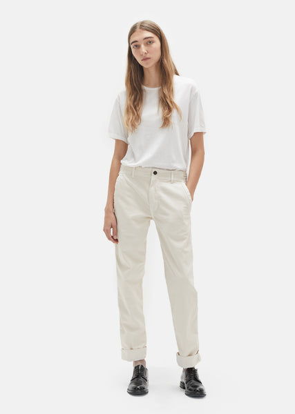 Twill Weekend Worker Pant