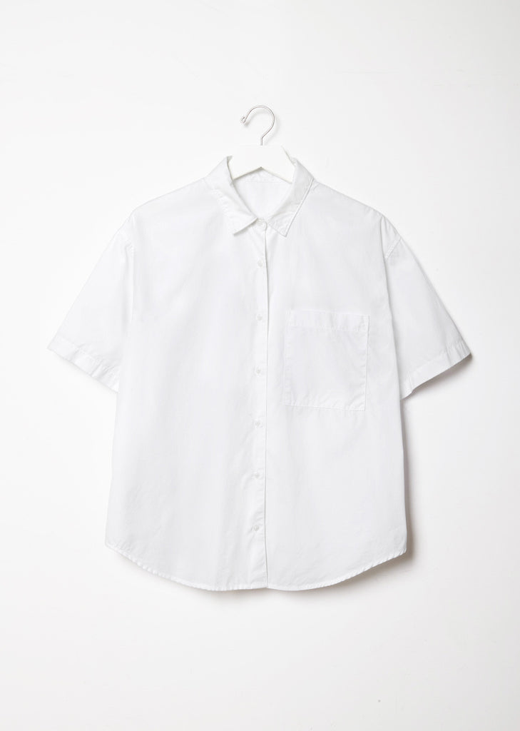 Oversized Short Sleeve Shirt