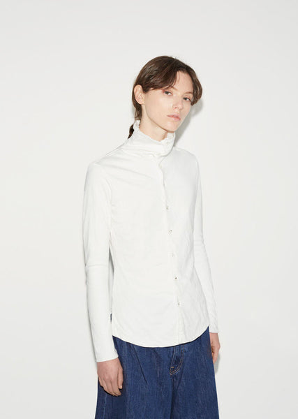 KAPITAL Turtleneck Shirt La Garconne