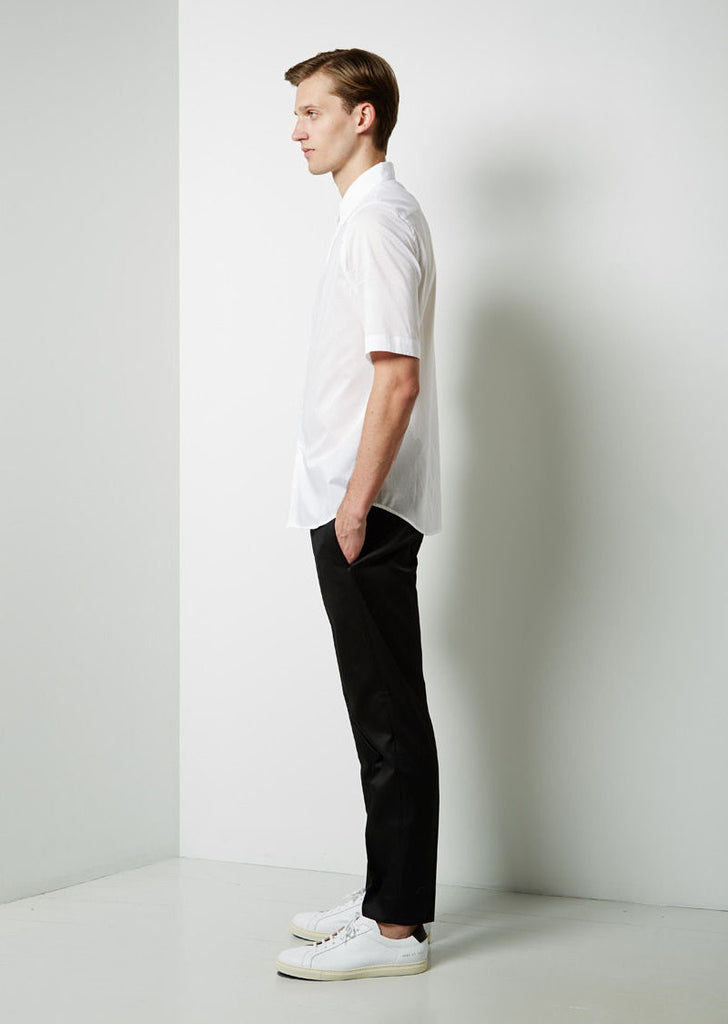Short Sleeve Polo Neck Shirt