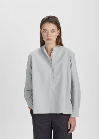Soft Hopsack Swing Shirt