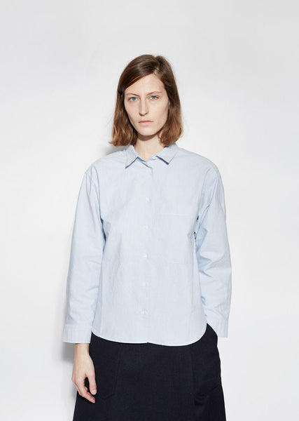 MHL by Margaret Howell Big Pocket Shirt La Garconne