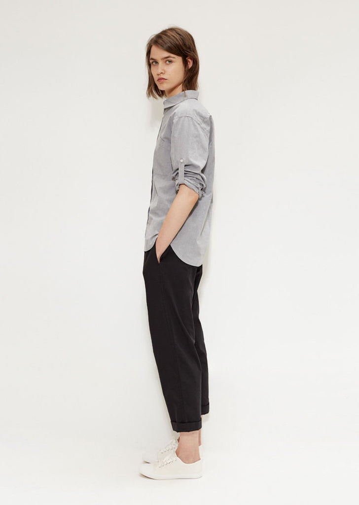 MHL by Margaret Howell Single Pocket Shirt La Garconne