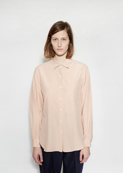 Margaret Howell Plain Shirt La Garconne