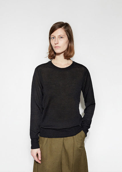 MHL by Margaret Howell Thermal T-Shirt Pullover La Garconne