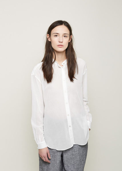 Cotton Organza Shirt