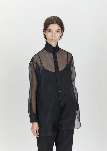 Georgia Organza Shirt