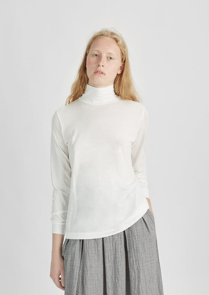 Studio Turtleneck Tee