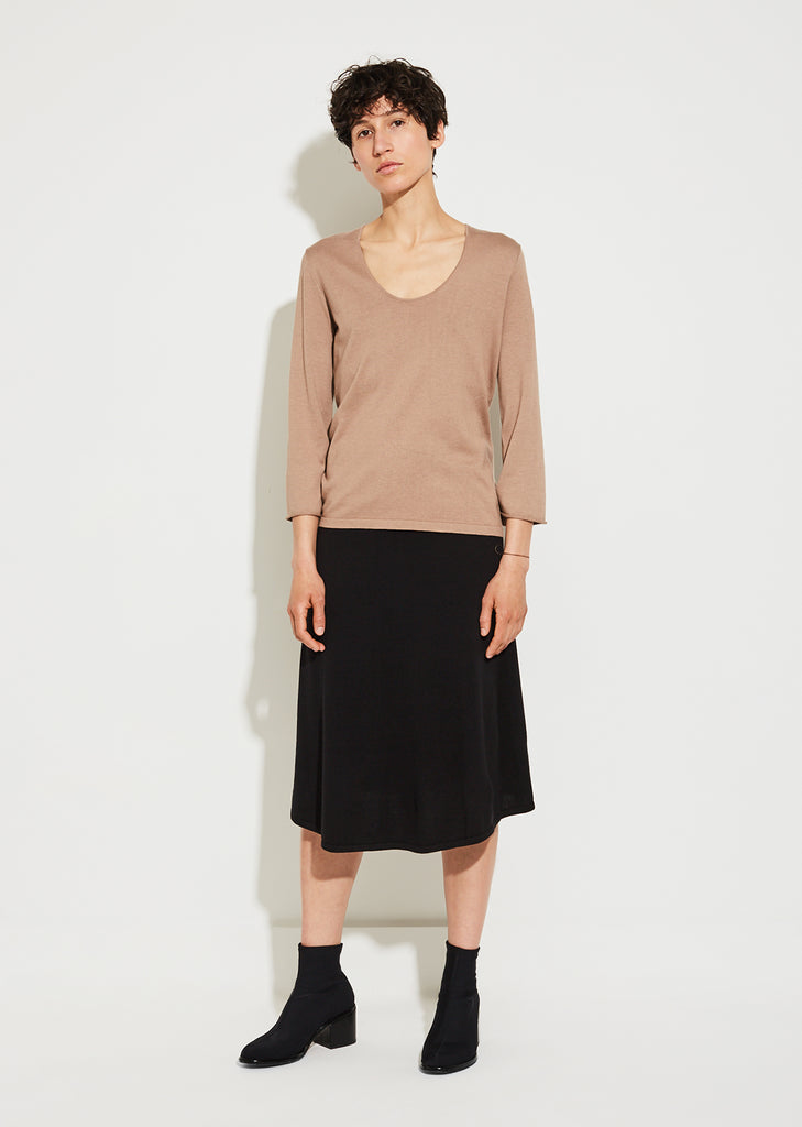 Studio Knit Top
