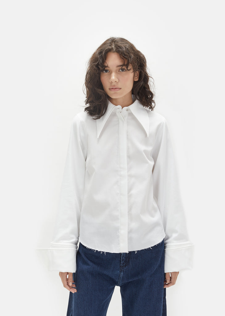 Cotton Double Sleeve Shirt