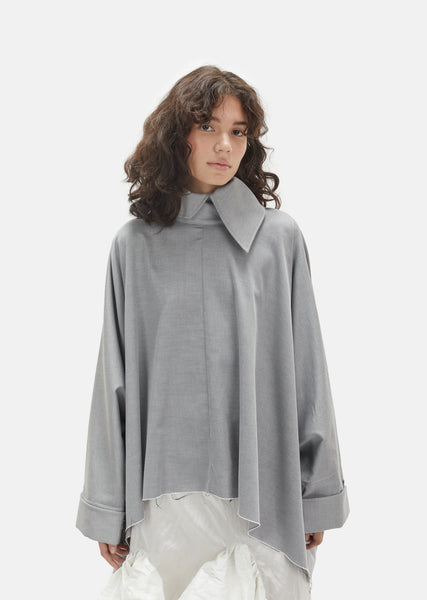 Cotton Rectangle Tunic