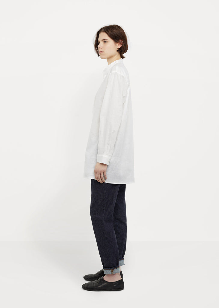 Notched Type Shirt
