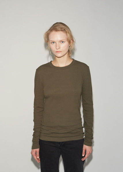 Norse Projects Eli Ribbed Tee La Garconne